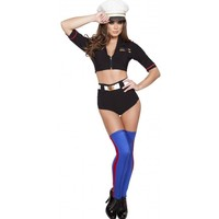 Navy Yard Mistress Costume