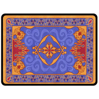 Aladdin's Magic Carpet Fleece Blanket (Extra Large)