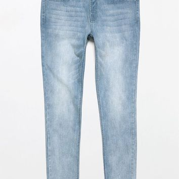 PacSun Stacked Skinny Active Stretch Light Jeans at PacSun.com