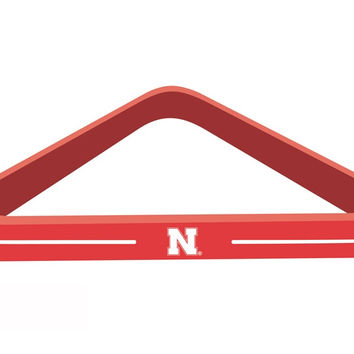 University of Nebraska Billiard Ball Triangle Rack