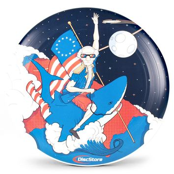 George Washington Ultimate Frisbee Disc