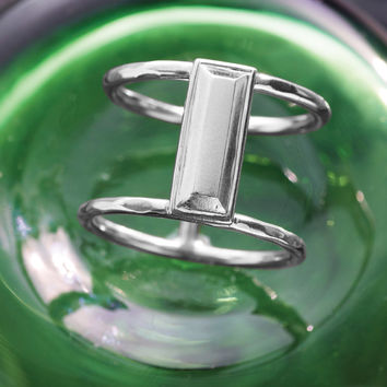 In Vogue Ring, Rings - Silpada Designs