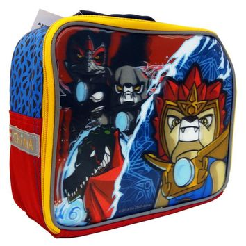 Lego Chima Lenticular 3D Insulated Lunch Tote