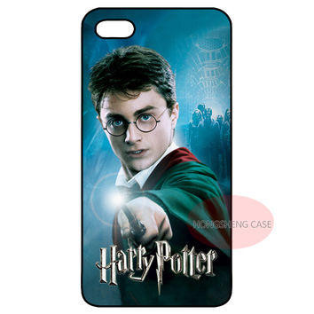 Harry Potter Cover Case for LG iPhone 4 4S 5 5S 5C 6 6S 7 Plus iPod Samsung Galaxy Note 2 3 4 5 S2 S3 S4 S5 Mini S6 S7 Edge Plus