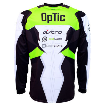 OpTic Pro Long Sleeve Jersey