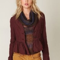 Shop Blazers at Free People Clothing Boutique