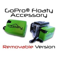 The Accessory Pro® Removable Floaty + Anti-Fog Inserts compatible with all GoPro® cameras