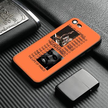 Kanye West rapper the life of pablo Tpu Soft Silicone Phone Case Cover Shell For Apple iPhone 5 5s Se 6 6s 7 8 Plus X XR XS MAX