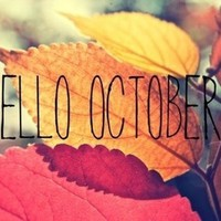 hello october | via Tumblr