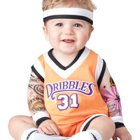 Double Dribble Infant Costume – Spirit Halloween