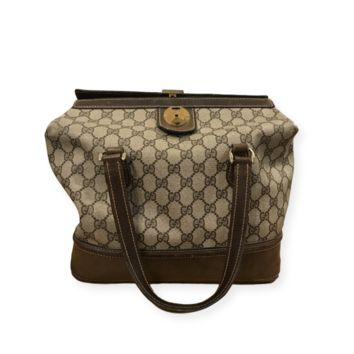 Gucci Vintage Doctors Bag