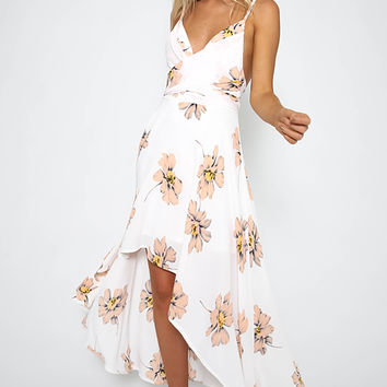 Glam Rampage Dress - Floral
