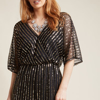 Chicago Shimmer Sequin Romper
