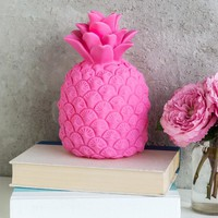 Pink Pineapple Light