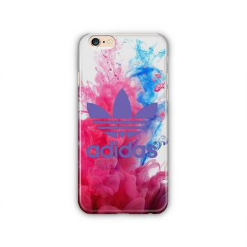 Adidas Originals Fan Art Design #5 Ultra-Thin, Slim and Anti-Scratch Cover for iPhone