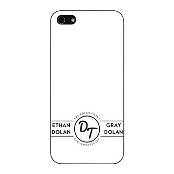 The Dolan Twins iPhone 5/5S/SE Case