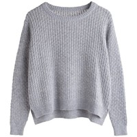 Listen Knit Sweater
