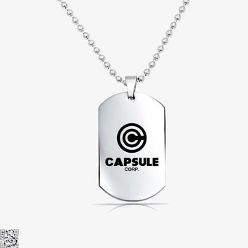 Capsule Corp, Dragon Ball (ドラゴンボール) Tag
