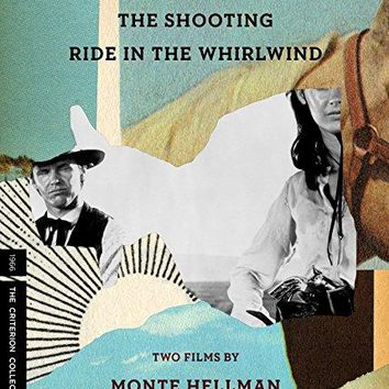 Jack Nicholson & Millie Perkins & Monte Hellman-The Shooting/Ride in the Whirlwind