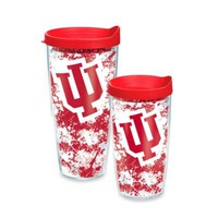 Tervis® Indiana University Splatter Wrap Tumbler with Lid