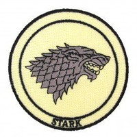 Game of Thrones House Stark Patch |    New Arrivals  | HBO Shop - View All