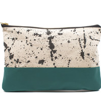 Splatter Clutch