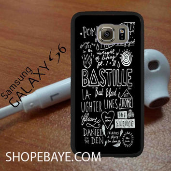 BASTILLE BAD BLOOD Dark For galaxy S6, Iphone 4/4s, iPhone 5/5s, iPhone 5C, iphone 6/6 plus, ipad,ipod,galaxy case