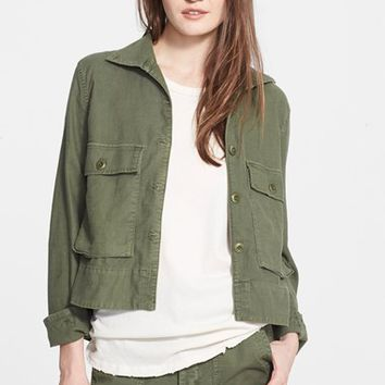 Women's The Great 'The Swingy' Army Jacket