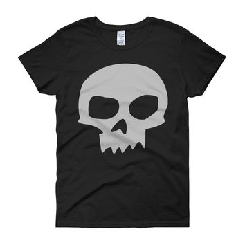 Toy Story Sid Skull Women'S T Shirt