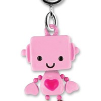 Girl's CHARM IT! 'Robot' Charm - None