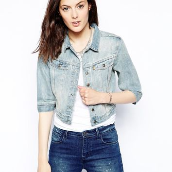 Levi's Tab Trucker Denim Jacket