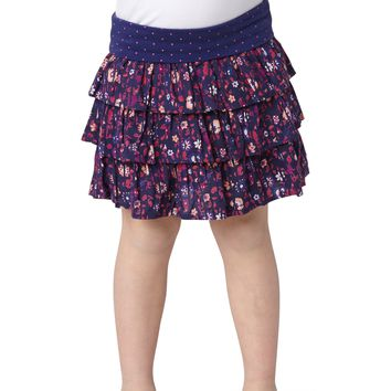 Roxy - Girls 2-6 Layer Cake Skirt