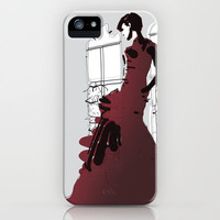 Gown iPhone Case by Allison Reich