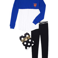 University of Florida Pocket Varsity Crew and Leggings Gift Set - PINK - Victoria's Secret