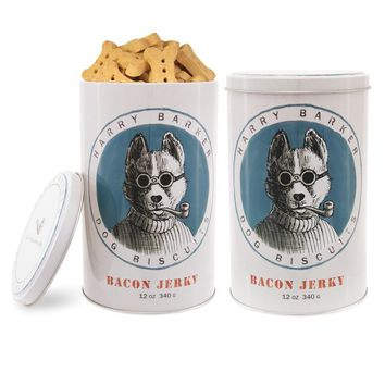 Salty Dog Biscuit Tins S/2