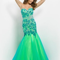 Blush 9722 at Prom Dress Shop