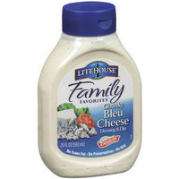Walmart: Litehouse Family Favorites Chunky Bleu Cheese Dressing & Dip, 20 oz
