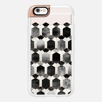 Art Deco Dream - BW - Transparent iPhone 6s case by Elisabeth Fredriksson | Casetify