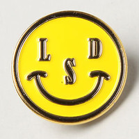 Good Worth & Co. The LSD Pin in Yellow : Karmaloop.com - Global Concrete Culture