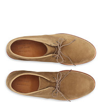 KENT CHUKKA SUEDE BOOTS