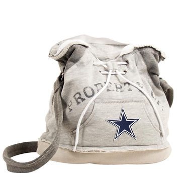 Dallas Cowboys NFL Property Of Hoodie Duffel