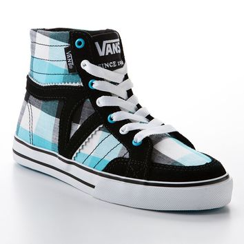 Vans Corrie High-Top Skate Shoes - Girls