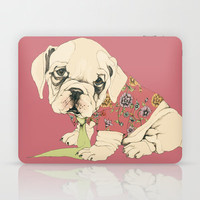 he would never do it, 2 Laptop & iPad Skin by Cecilia Sánchez | Society6