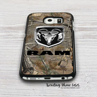Dodge Ram Logo 2  Samsung Galaxy S6 Case Cover for S6 Edge S5 S4 Case