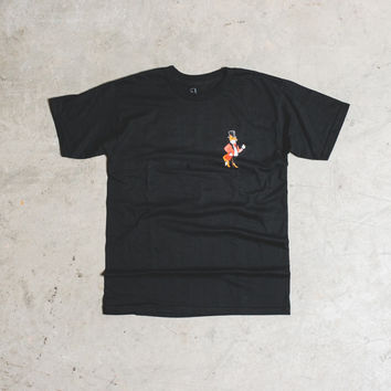 Born x Raised Snooty Fox Tee - 'Black'