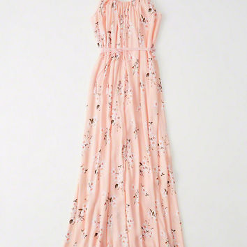 Womens Maxi Dress | Womens Dresses & Rompers | Abercrombie.com