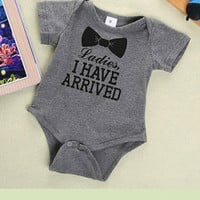 Baby Bowtie Organic Cotton Outfits