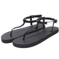 sandals women Roman sandals  women flat sandals and slippers T-clip slippers, summer beach flip sandals Flip Flops