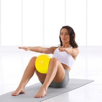 Yoga Physical Fitness ball for fitness