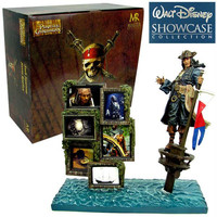 Pirates of the Caribbean Jack Sparrow Scene Replica Limited